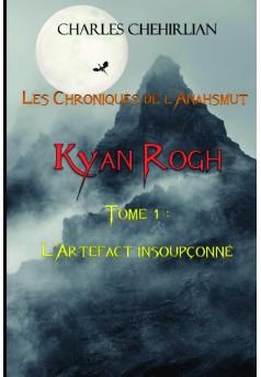Kyan Rogh       - Couverture de livre auto édité