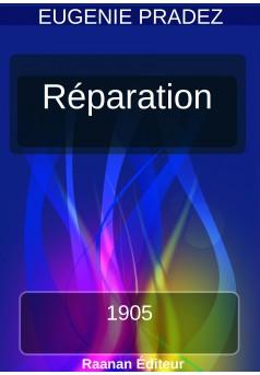 Réparation - Couverture Ebook auto édité