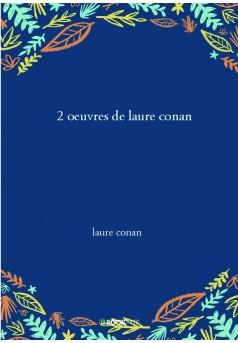 2 œuvres de laure conan  - Couverture de livre auto édité