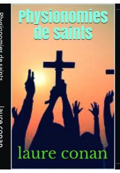 physionomies de saints - Couverture de livre auto édité