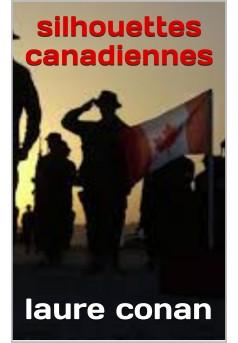 silhouettes canadiennes  - Couverture de livre auto édité