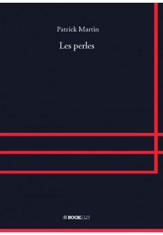 Les perles - Couverture de livre auto édité