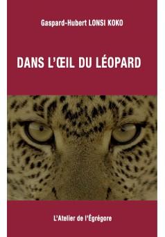 Dans l'œil du léopard - Couverture Ebook auto édité