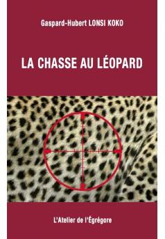La chasse au léopard - Couverture Ebook auto édité