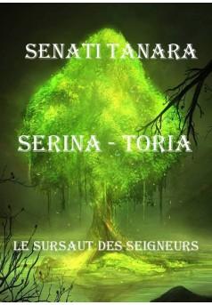 SERINA - TORIA - Couverture Ebook auto édité