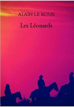 Les Léonards - Couverture de livre auto édité