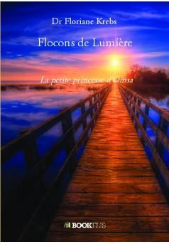 Flocons de Lumière - Couverture de livre auto édité