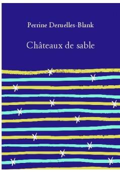 Châteaux de sable - Couverture de livre auto édité