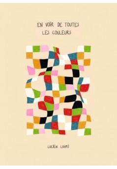 En voir de toutes les couleurs - Couverture de livre auto édité