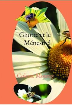 Gliotte et le Ménestrel - Couverture de livre auto édité