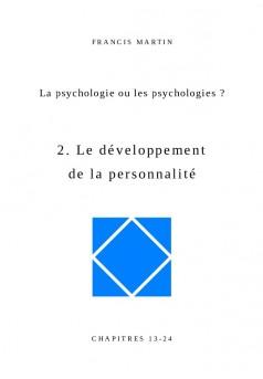 La psychologie ou les psychologies ? - Couverture de livre auto édité
