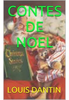conte de noel - Couverture Ebook auto édité