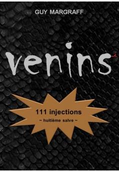 Venins 8 - Couverture Ebook auto édité