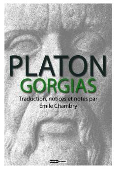 Gorgias - Couverture Ebook auto édité
