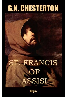Saint Francis of Assisi - Couverture Ebook auto édité