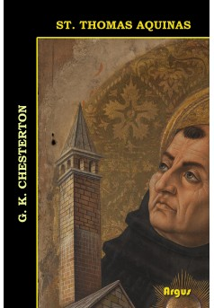 Saint Thomas Aquinas - Couverture Ebook auto édité