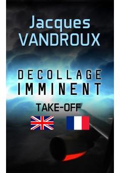 Décollage imminent - Take Off! - Couverture Ebook auto édité