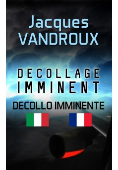Décollage imminent - Decollo imminente - Couverture Ebook auto édité