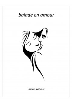 balade en amour - Couverture Ebook auto édité