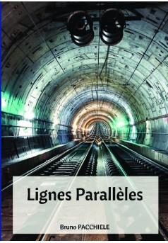 Lignes Parallèles - Couverture de livre auto édité