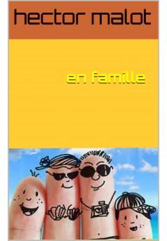 en famille - Couverture de livre auto édité