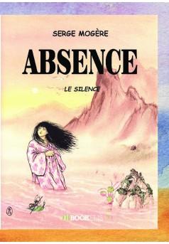 ABSENCE - Couverture de livre auto édité