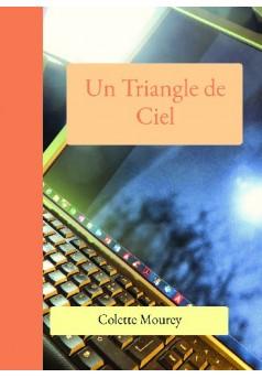 Un Triangle de Ciel - Couverture de livre auto édité