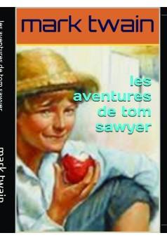 les aventures de tom sawyer - Couverture de livre auto édité