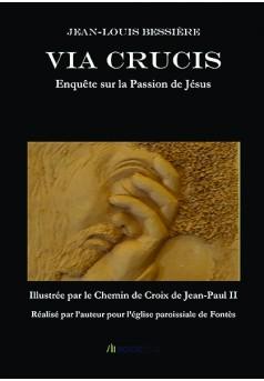 VIA CRUCIS - Couverture de livre auto édité