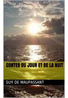 contes du jour et de la nuit - Couverture de livre auto édité
