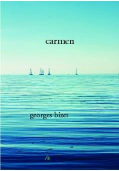 carmen - Couverture de livre auto édité