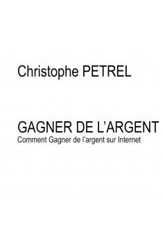 GAGNER DE L'ARGENT - Couverture Ebook auto édité