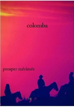 colomba - Couverture de livre auto édité