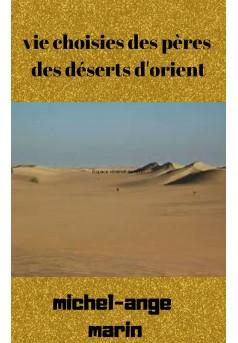vies choisies des pères des déserts d'orient - Couverture de livre auto édité