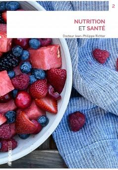 Nutrition et Santé - Couverture Ebook auto édité