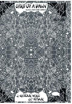 Spirit of a Dawn BW edition - Tome 2 - Couverture de livre auto édité