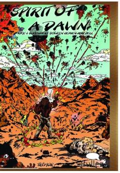Spirit of a Dawn - Tome 3 - Couverture de livre auto édité