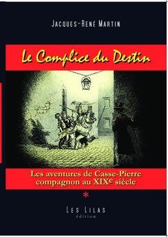 Le Complice du Destin - Couverture de livre auto édité
