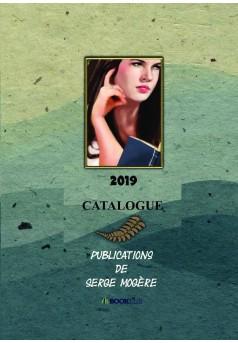Catalogue Serge Mogère - Couverture de livre auto édité