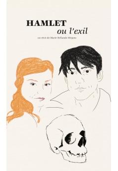 Hamlet ou l'exil - Couverture Ebook auto édité