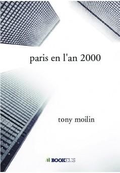paris en l'an 2000 - Couverture de livre auto édité