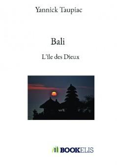 Bali - Couverture de livre auto édité