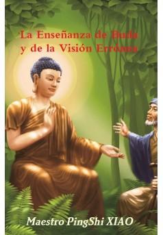 La Enseñanza de Buda y de la Visión Errónea - Couverture Ebook auto édité