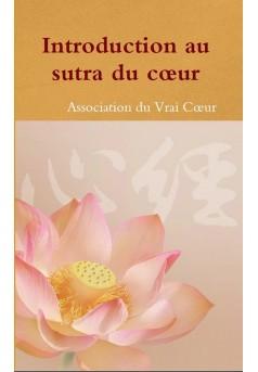 Introduction au sutra du cœur - Couverture Ebook auto édité
