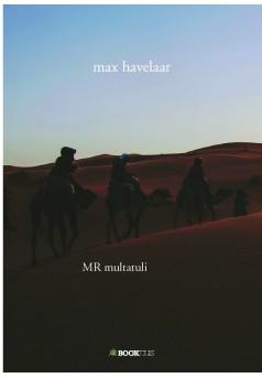 max havelaar - Couverture de livre auto édité