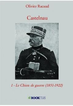Castelnau - Couverture de livre auto édité