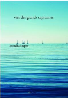 vies des grands capitaines - Couverture de livre auto édité