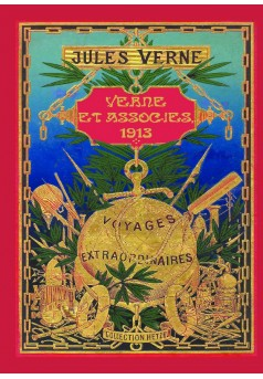 Verne et Associés, 1913 - Couverture de livre auto édité