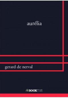 aurélia - Couverture de livre auto édité