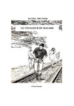 LE VOYAGEUR DU HASARD - Couverture Ebook auto édité